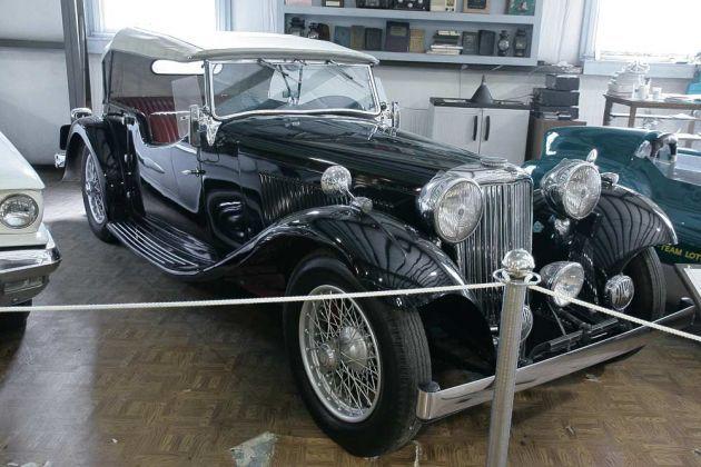 Swallow SS 1 Touring - Baujahr 1935 ( Jaguar )