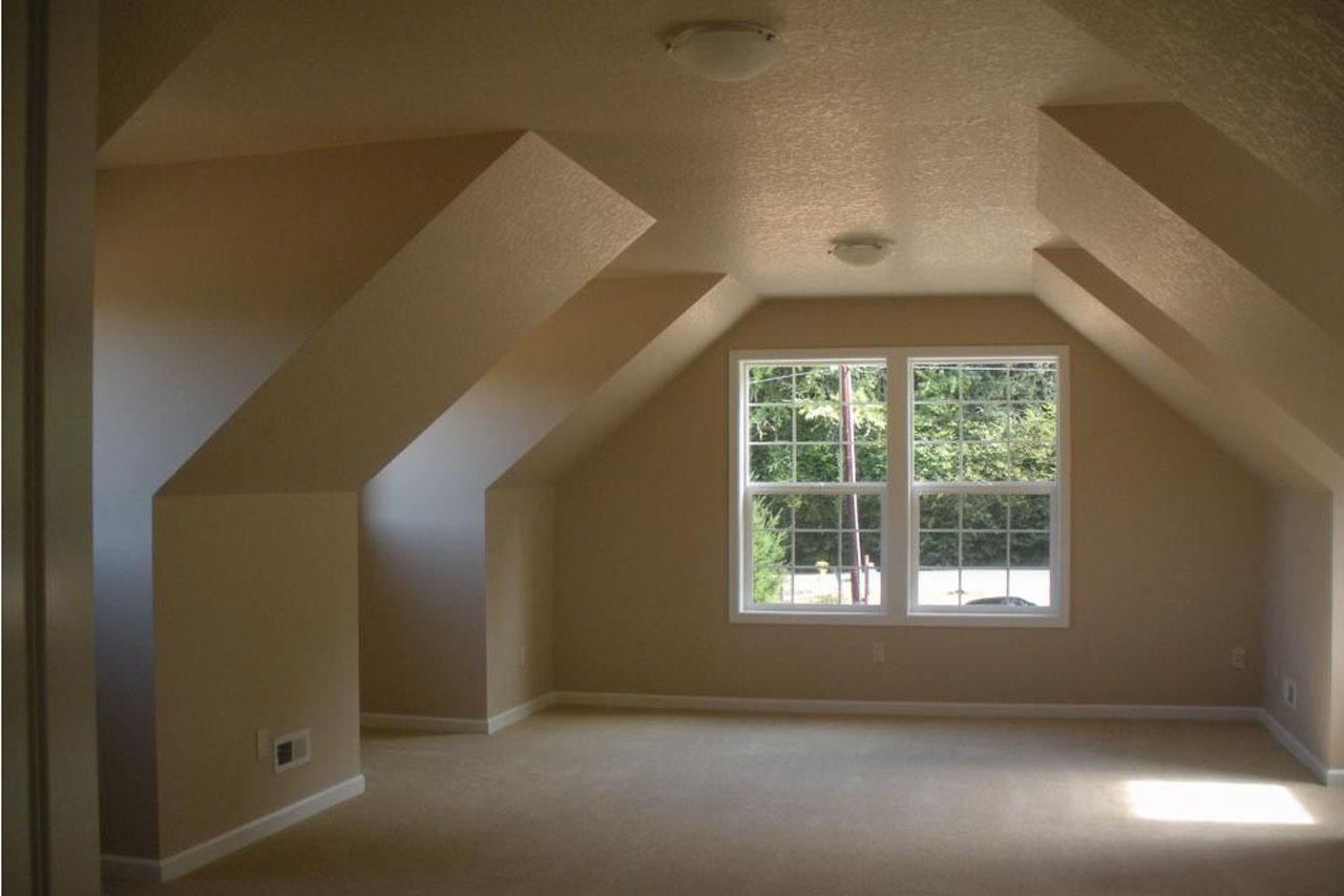 Carpet And Paint On All Walls Same Color Bonus Room Design Bonus Room Best House Plans