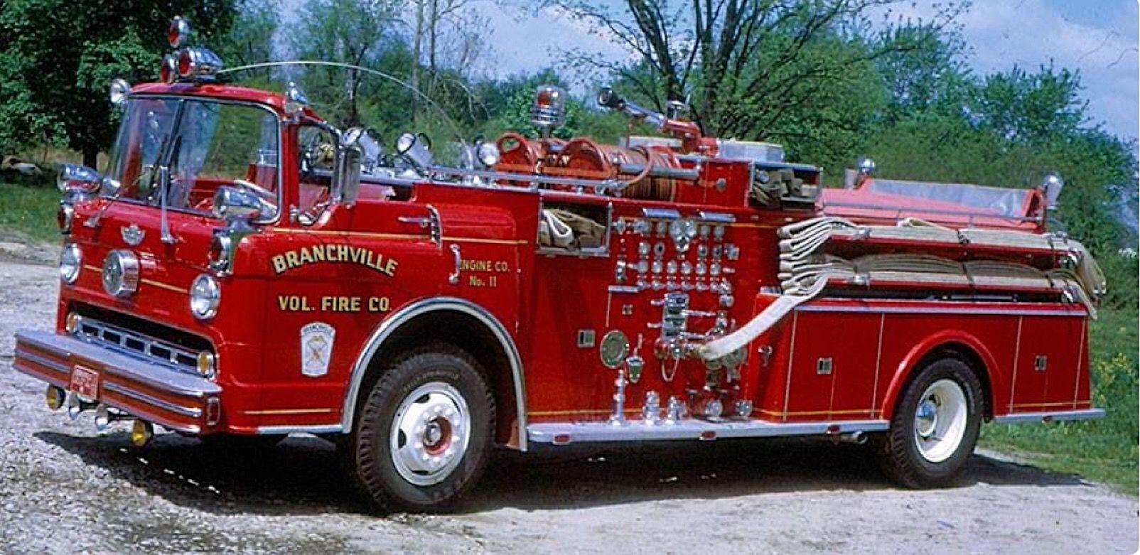 Branchville Volunteer Fire Co. College Park, Maryland, USA