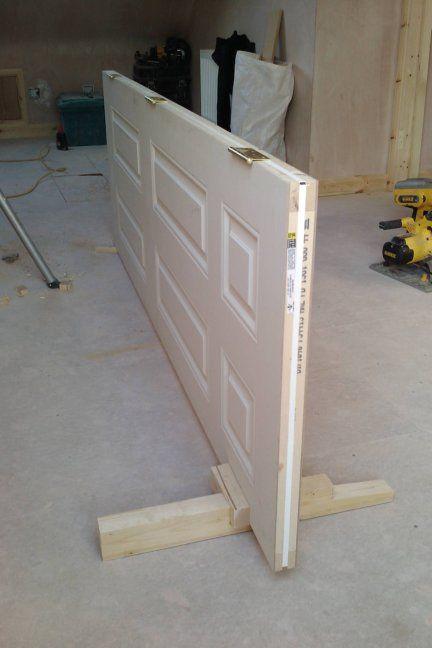 This The Season Hanging Doors Singletrack Magazine Forum Diy Door External Doors Door Saddle