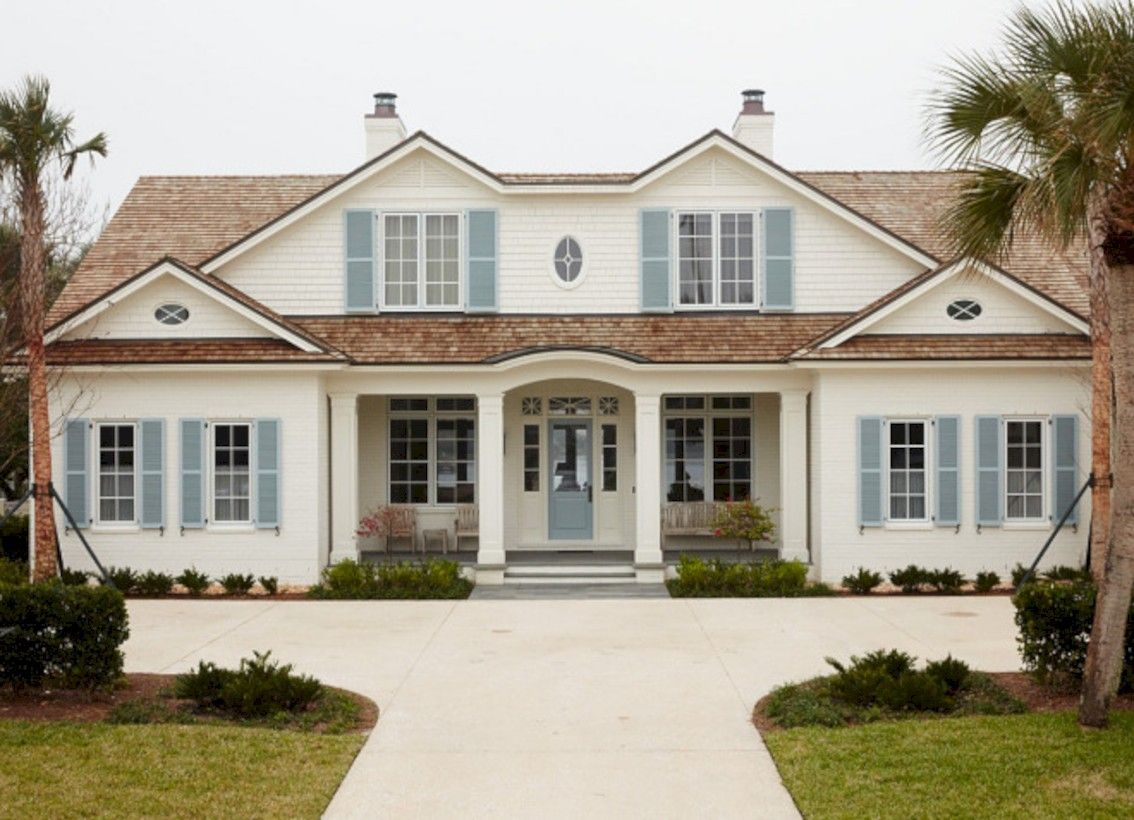 awesome 57 exterior paint colors for house with brown roof more at