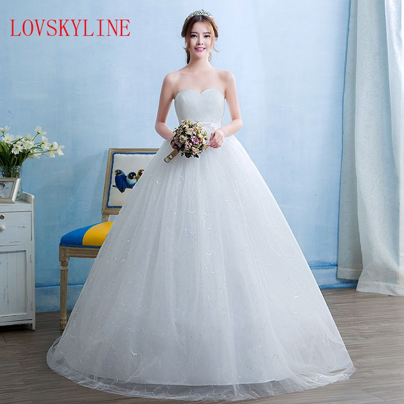 Click to Buy << Hot Sale Elegant Sweetheart Tulle Lace Sashes ...