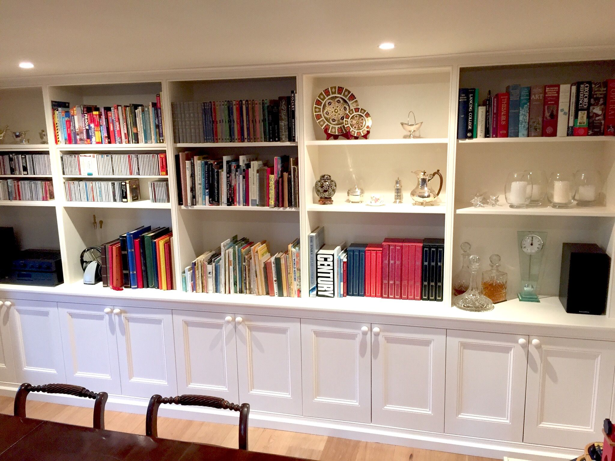 Handmade Shelving And Cabinets By Oliver Hazael Bespoke Carpentry In Bath Uk