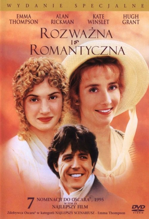 Rozwazna I Romantyczna Sense And Sensibility Romantic Movies Senses Free Movies Online