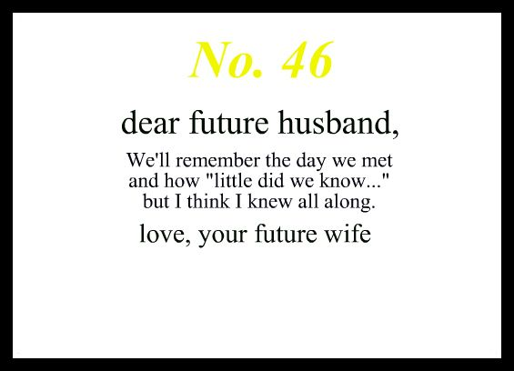 Find Is Future Husband To Who Out Your How