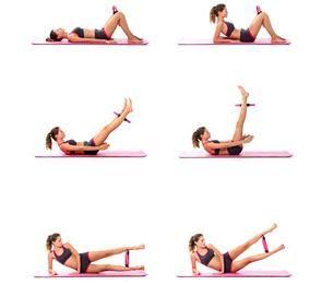 Multi-Exercise Fitness Ring