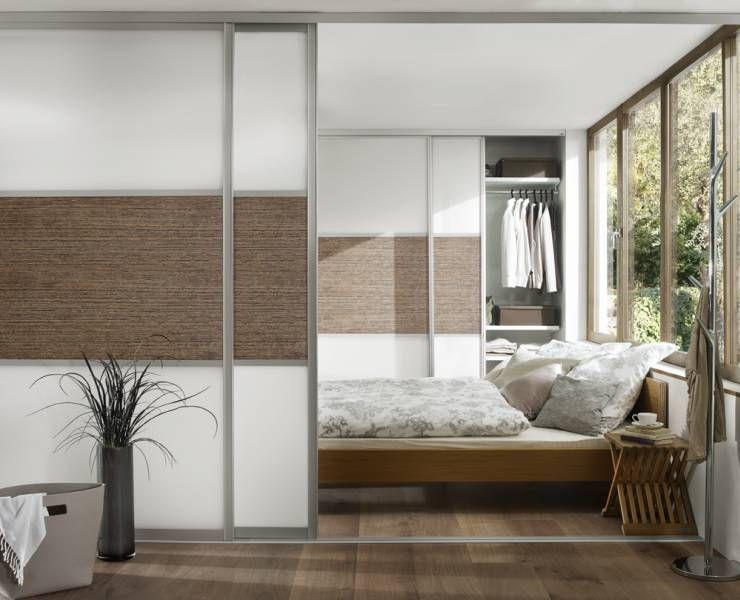 10 Ideen, wie du deinen Schlafbereich abtrennen kannst - raumteiler schlafzimmer ideen