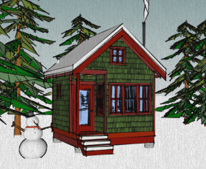 a94538255a3c8549ea447ccf6dad93f5 free diy woodworking plans for building a tiny house the small,12x12 Tiny House Plans