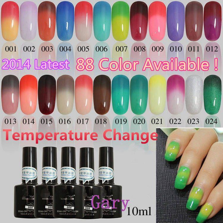 Popular Shellac Color Change