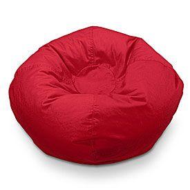 Superb Bean Bag Rivera Red At Big Lots Stuff To Buy Bean Bag Uwap Interior Chair Design Uwaporg