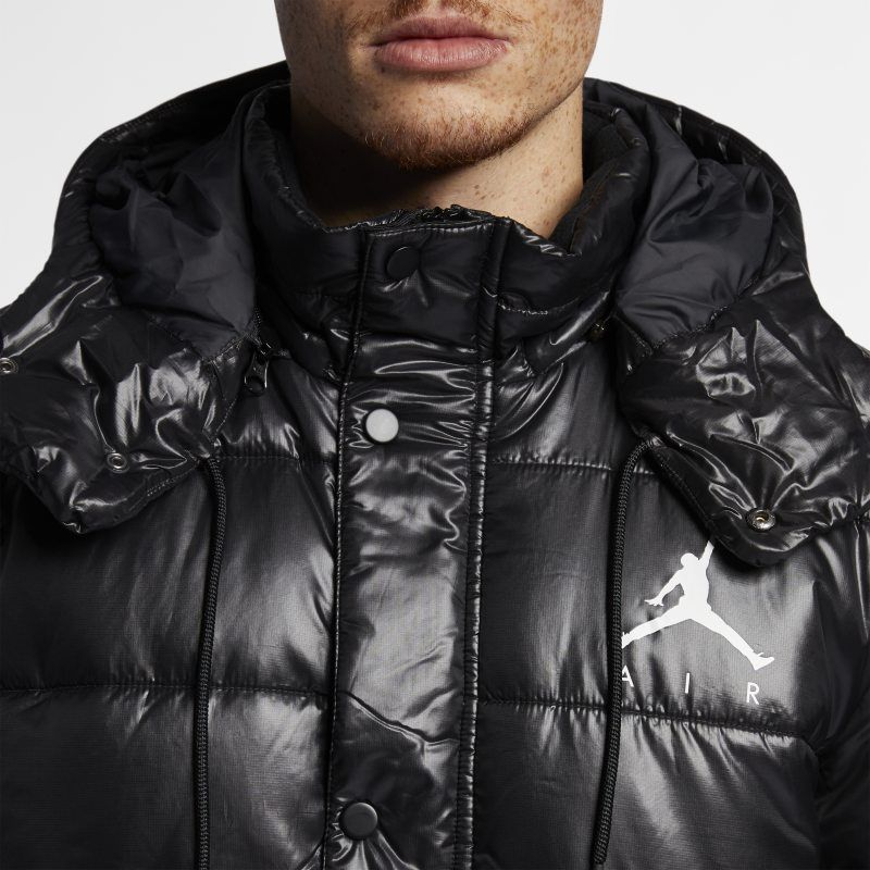 Jordan Jumpman Puffer Men s Jacket - Black  c3c6b982fe3