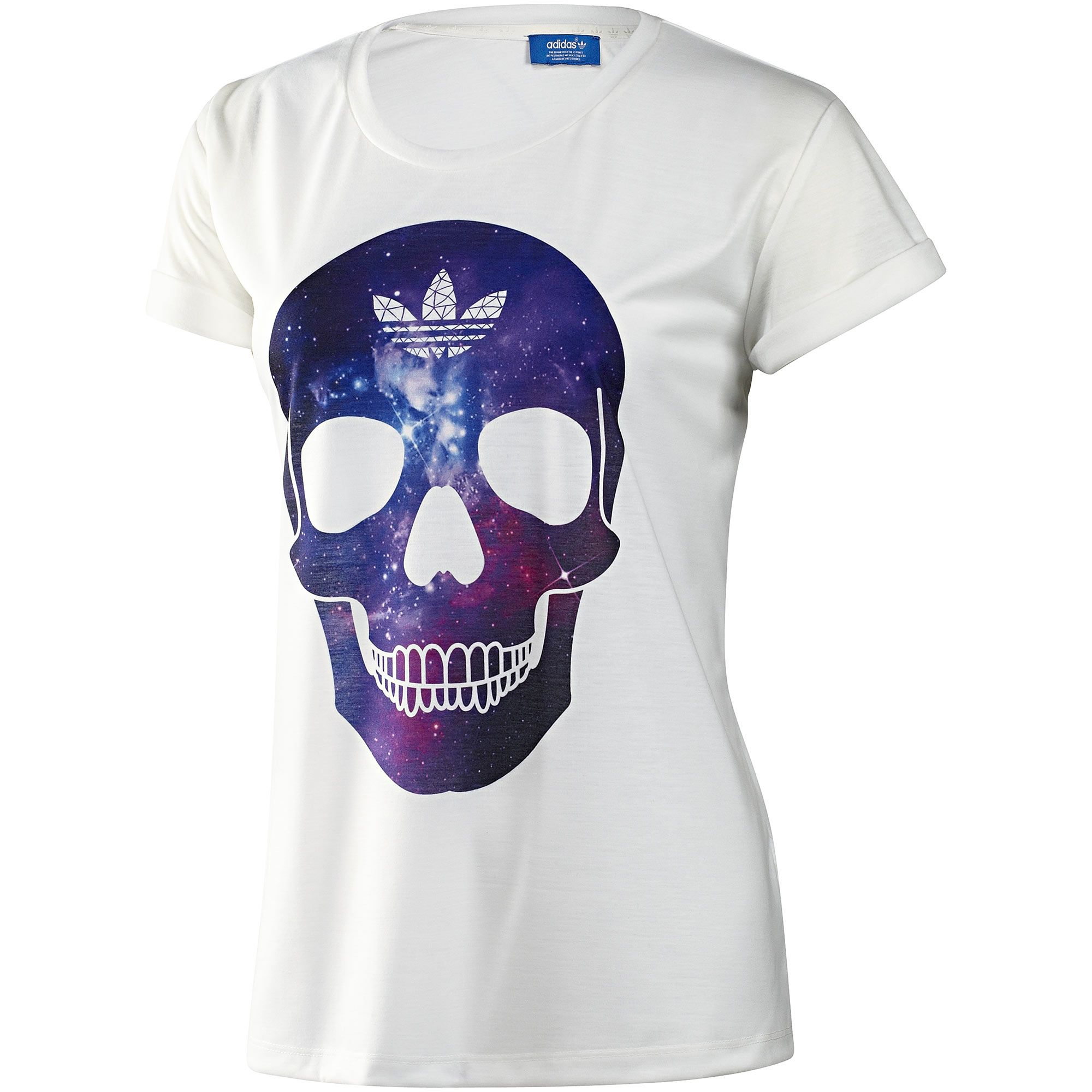 30d6456acded1c adidas Originals Space Skull Tee, £25 | NO SWEAT | Fashion, Adidas ...