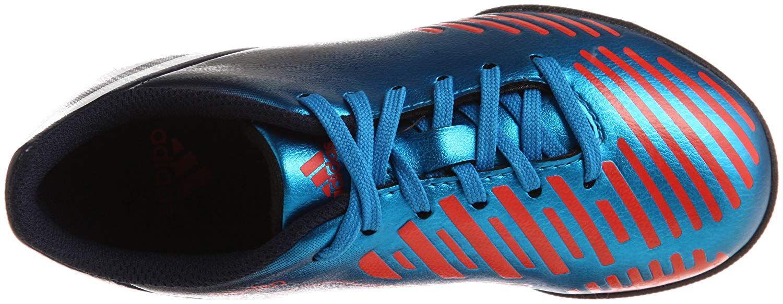 adidas Unisex-Child Predito Lz Trx Tf J Football Boots Bleu (V22143) 38.5 301dc35b09