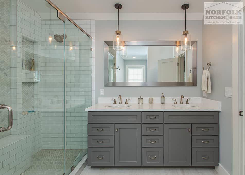 These Echelon kitchen bathrooms & laundry room were designed by ...