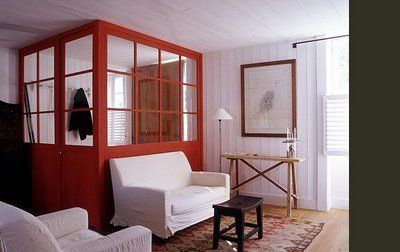 Warm Welcome: Red Entryways