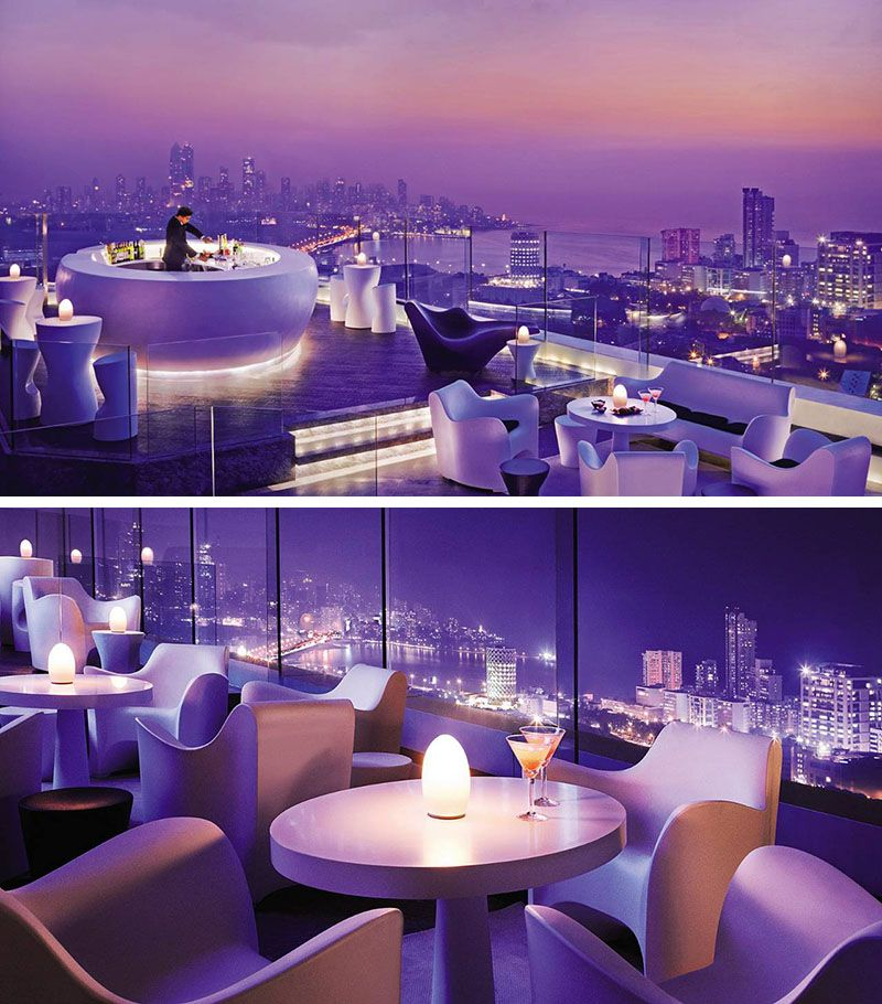 10 Incredible Hotel Rooftops From Around The World // The