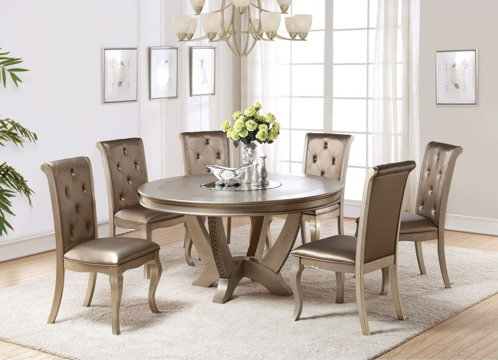 Mina 5 Piece Dinette Table And 4 Chairs 949 00 Table 59 Dia X 31