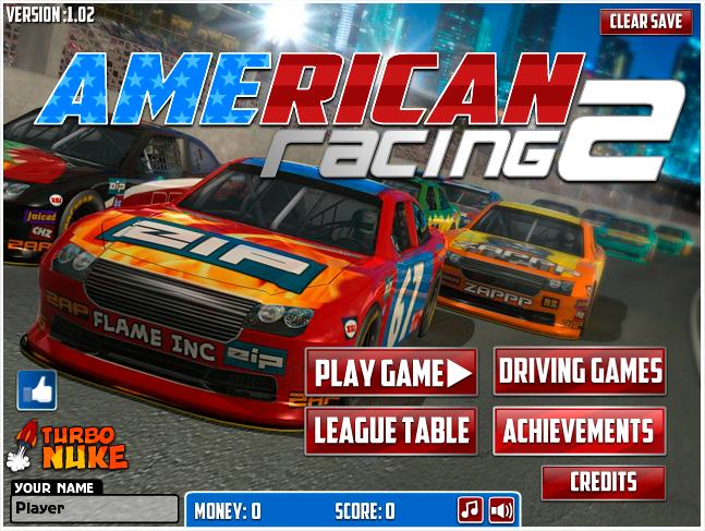 play American Racing 2 Hacked