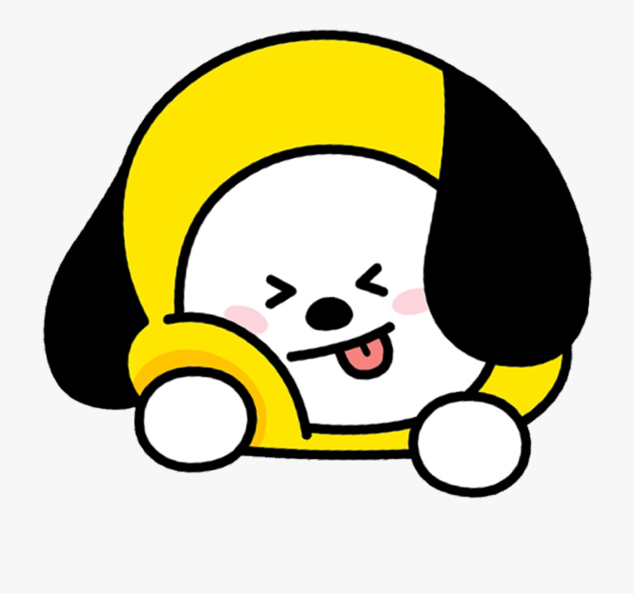 Download And Share Transparent Aesthetic Stickers Png Bt21 Chimmy Sticker Cartoon Seach More Similar Free Transpa Aesthetic Stickers Stickers Kids Stickers
