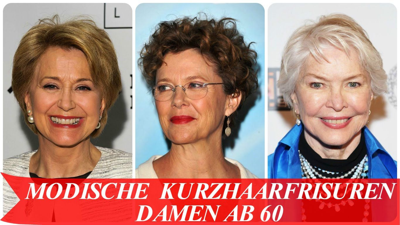 Frisuren Frauen Ab 60