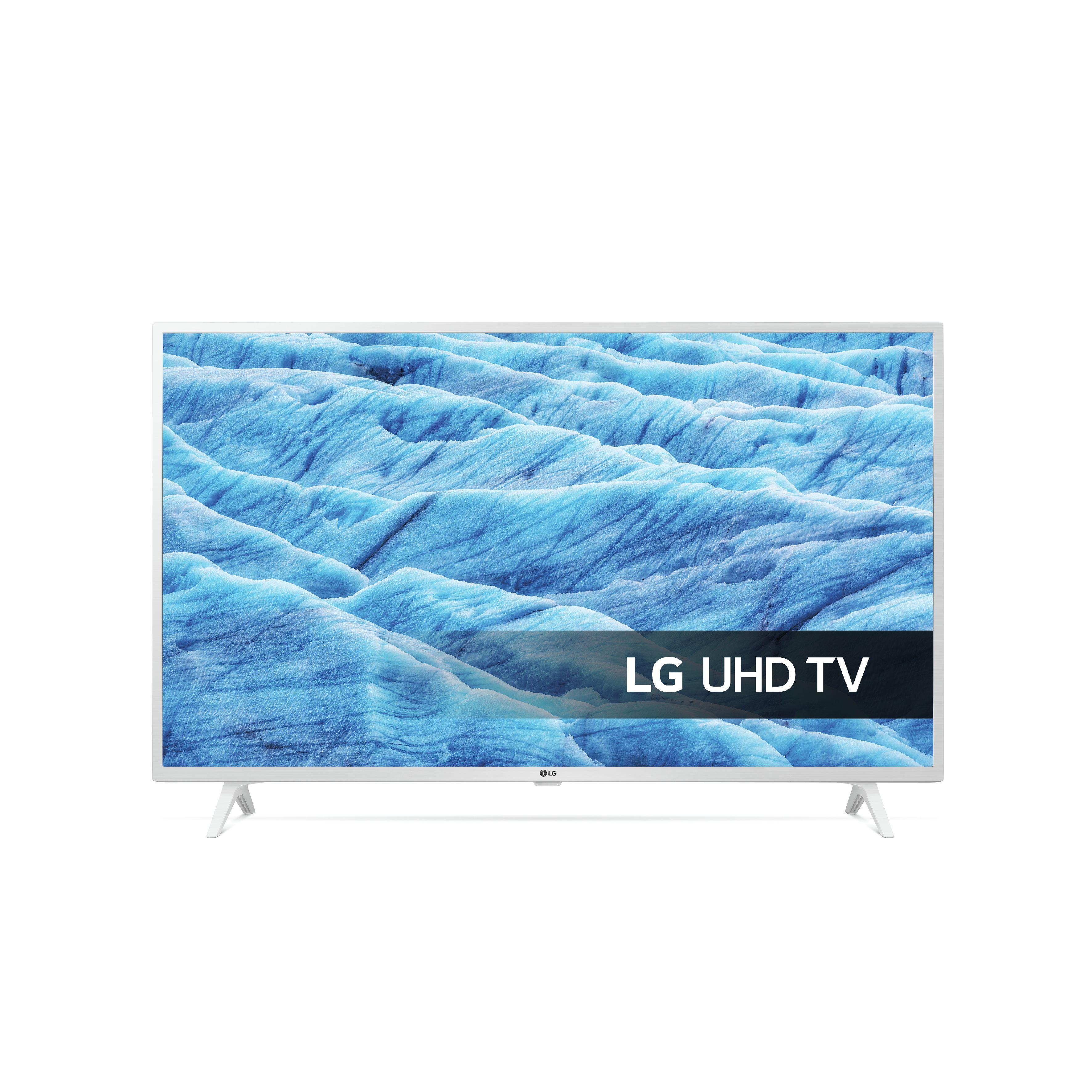 Descuento Del 9 Lg Tv Led 108 Cm 43 Lg En 2020 Smart Tv