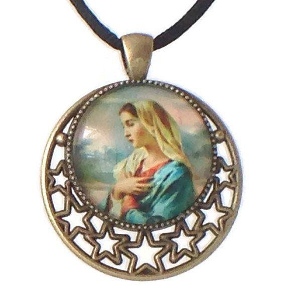 Mary magdalene pendant sacred feminine christian mary mary magdalene pendant sacred feminine christian mozeypictures Gallery