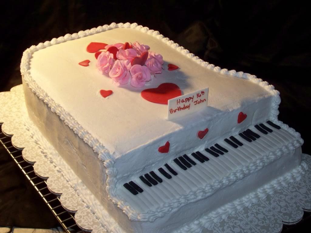 Funny anniversary cake quotes - Birthday Cakes For Pianoist Valentine S Birthday Grand Piano Cake Valentine Quotefunny