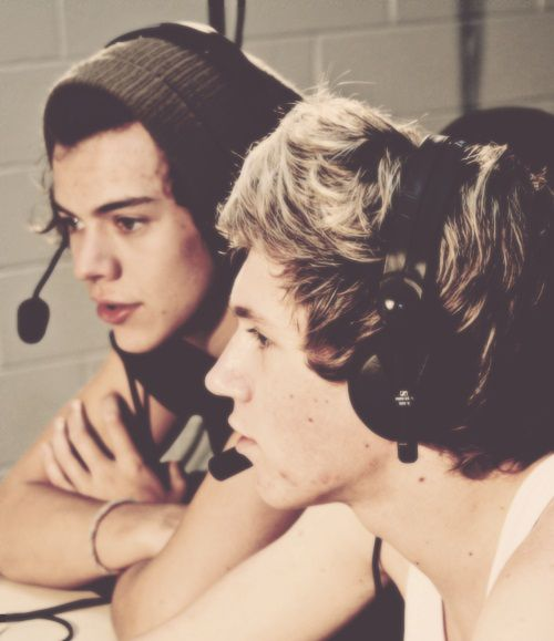 #One Direction- Harry & Niall.