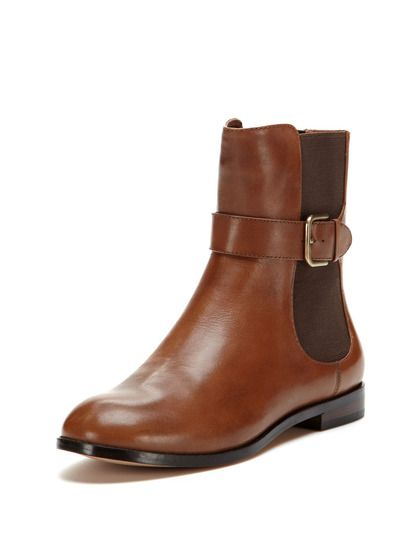 Rory Buckle Bootie By Wythe Ny Fashion Boots Chelsea Boots