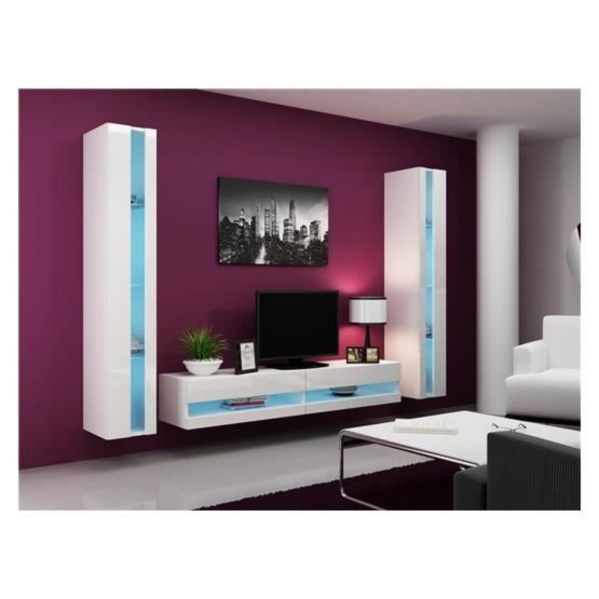 Impressionnant Mobilier Tv Design D Coration Fran Aise  # Meuble Tv A Vendre