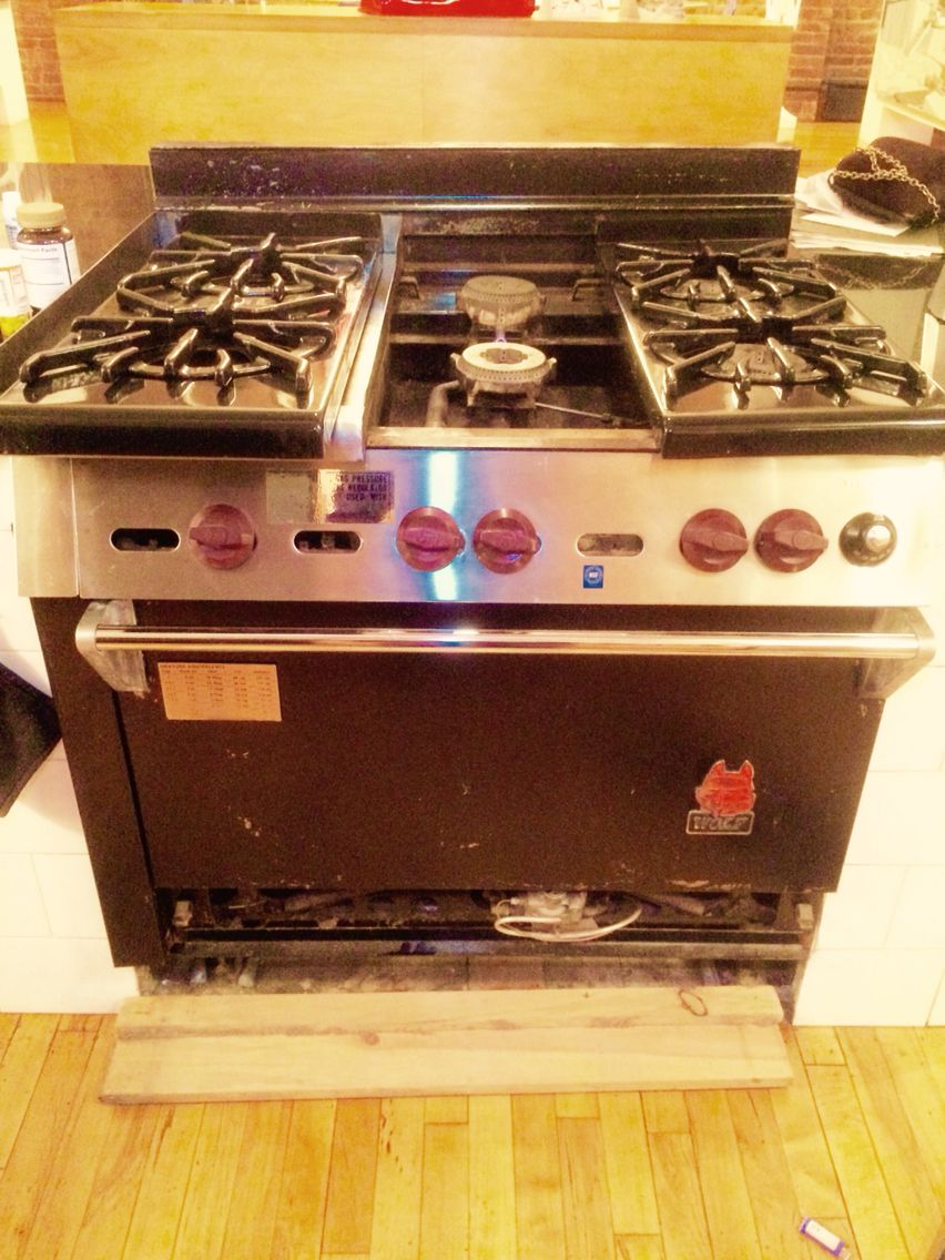 Wolf Pilot Light Range CH 4 29 FT11L