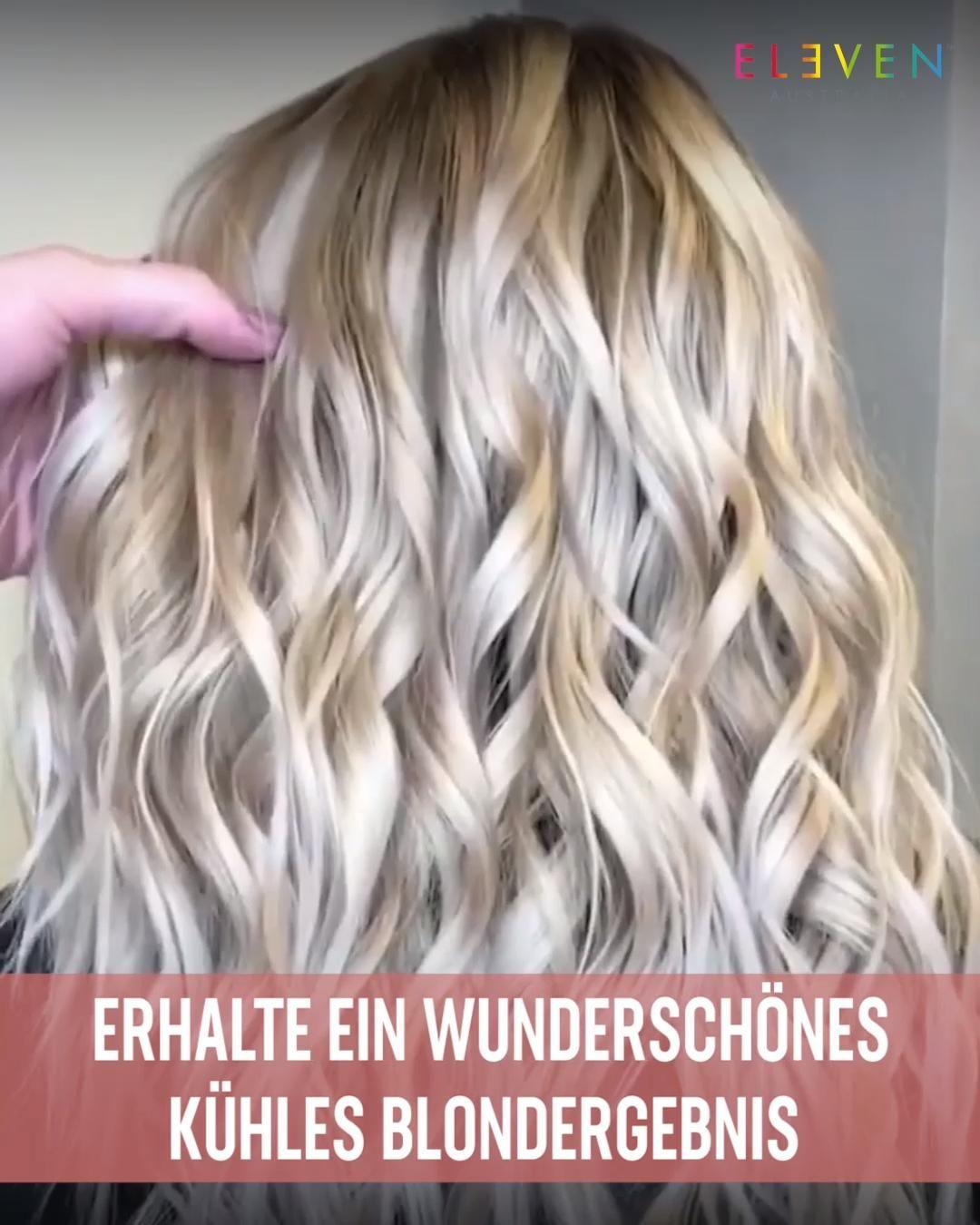 So einfach gehts: Das perfektes Blondergebnis