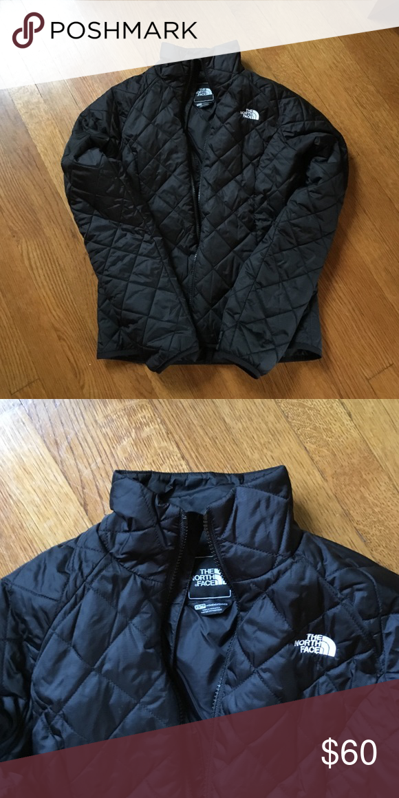 North Size Perfect Face Xs Jacket Black Times Worn Puffy Three BwHxSpn5