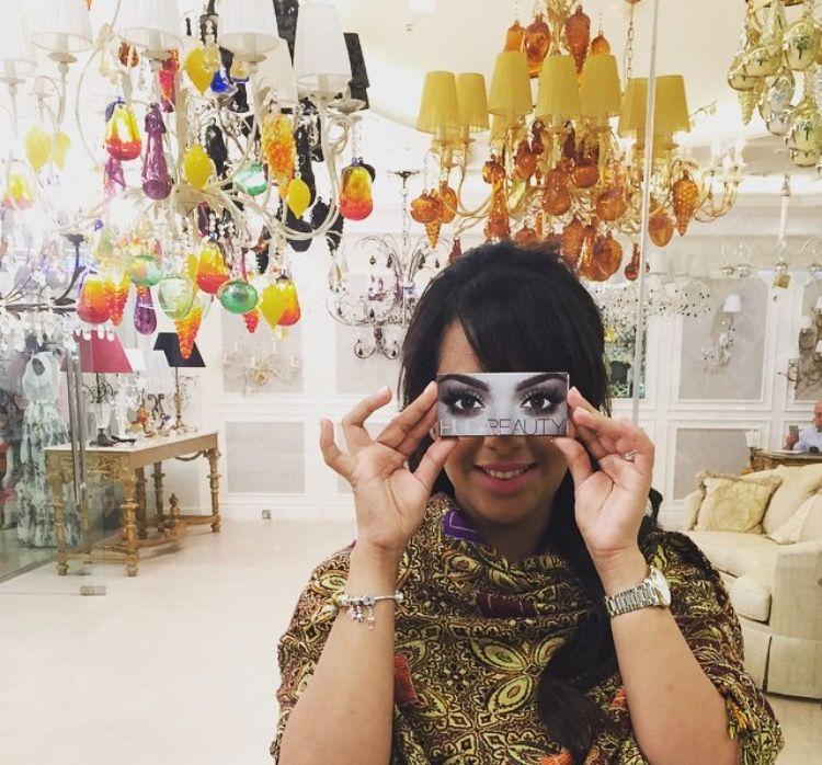 Huda Beauty lashes 👀