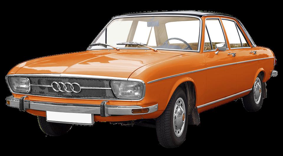 Audi 100 Year Of Construction - Free photo on Pixabay