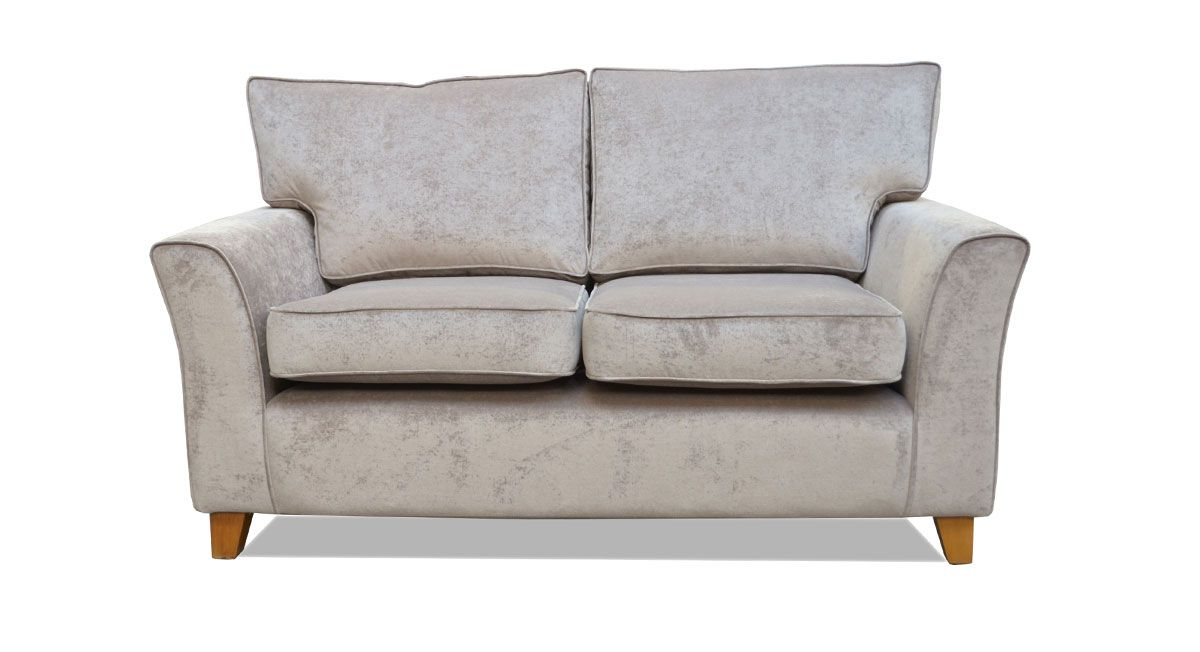 Wetherby - 2 seater sofa, contemporary design with solid ...