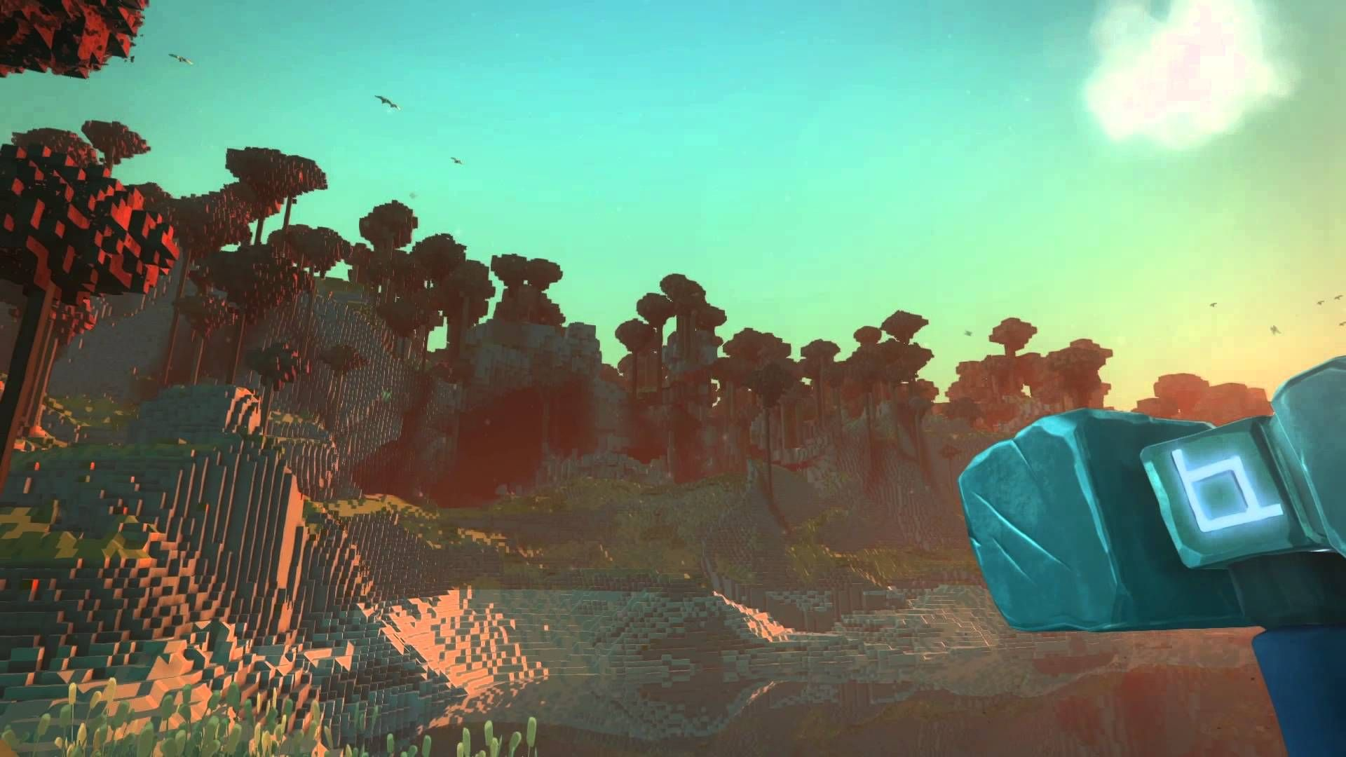 Openworld sandbox Boundless coming to PC, lets you