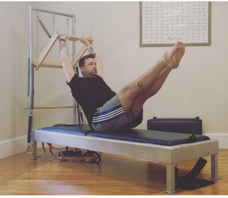 Pin on pilates exercises