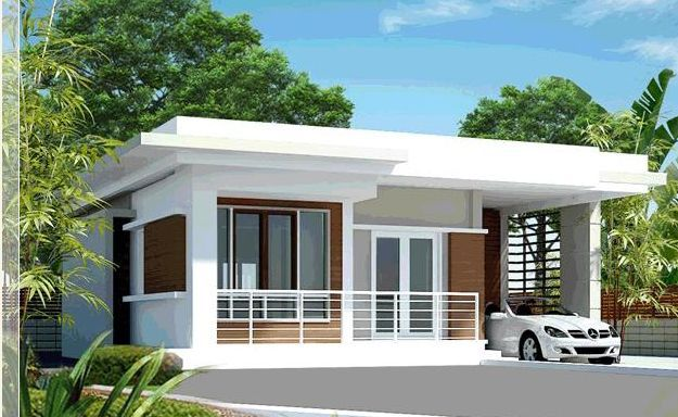 Pin By Priyanka Arch On Modern House Modern House Philippines Modern Bungalow House House Plans Farmhouse