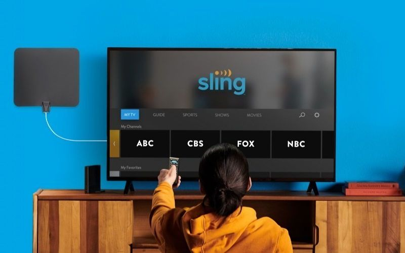 Sling tv now integrates ota broadcasts on lg tvs in 2020