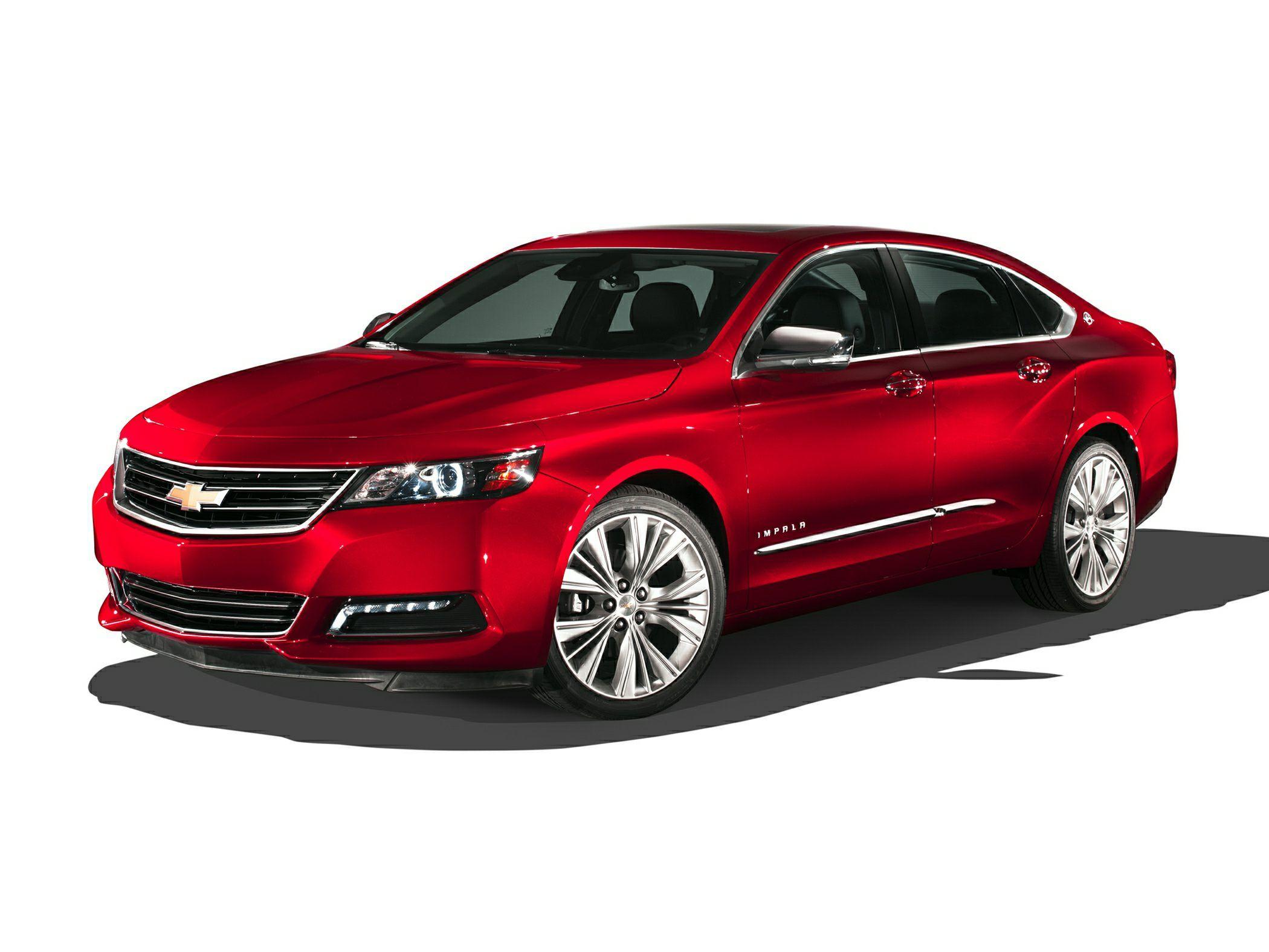 New 2015 Chevrolet Impala Price, Photos, Reviews, Safety