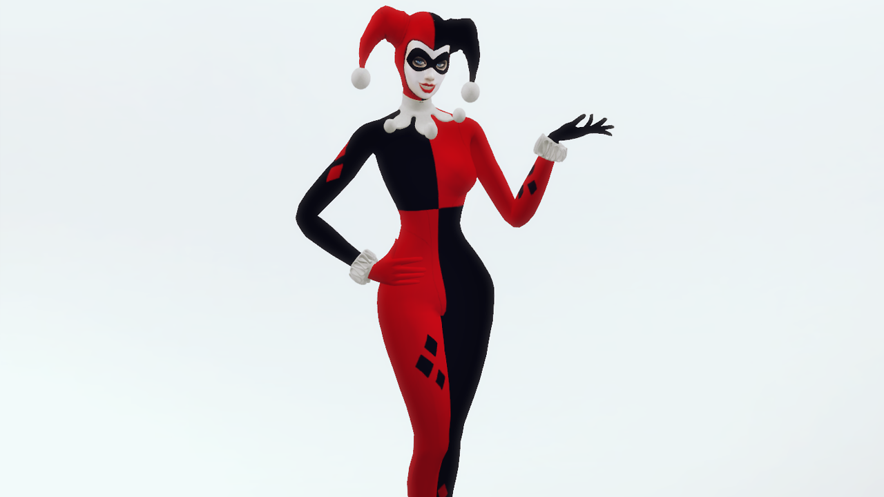 Pin On Ts4 Cc Costumes Cosplay