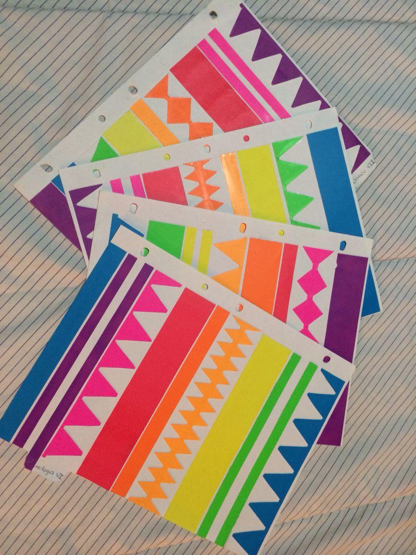Best 25 separadores de carpetas ideas on pinterest for Carpetas para oficina