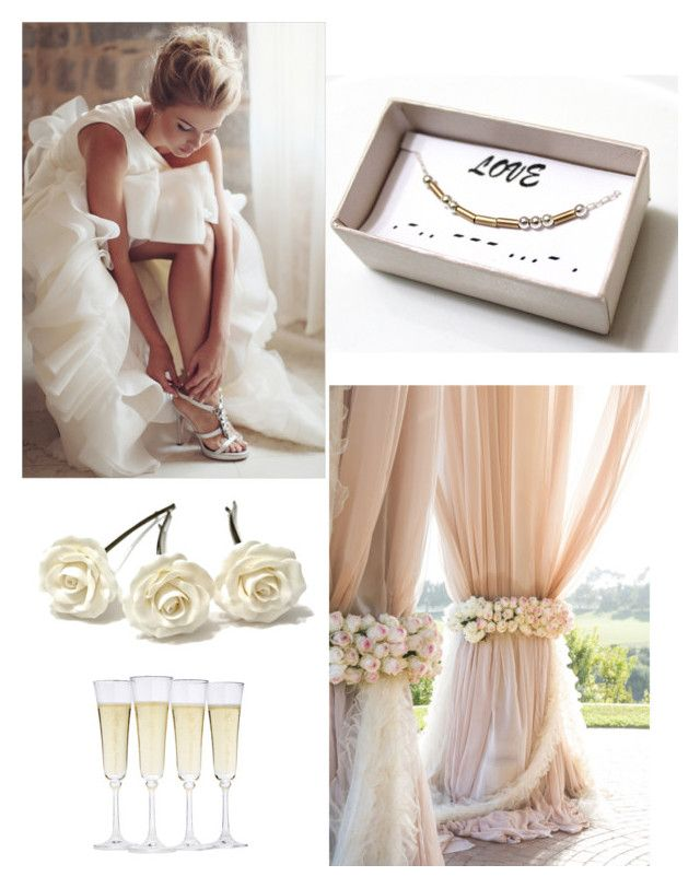 """""""Love Wedding"""" by treasury ❤ liked on Polyvore featuring Fortessa"""