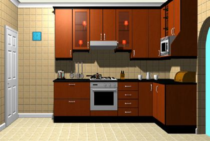 Kitchen Cabinet Design Software 6 Seat Table Top Reviews 3d Remodeling Plans And Free Downloads
