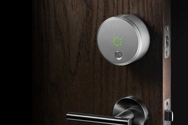 Apple Stores Will Sell a Smart Lock for Your Front Door   Front ...