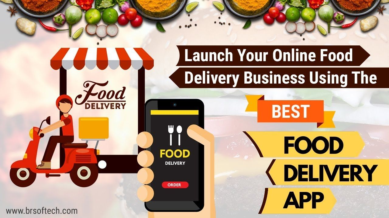 Launch your online food delivery business using the best