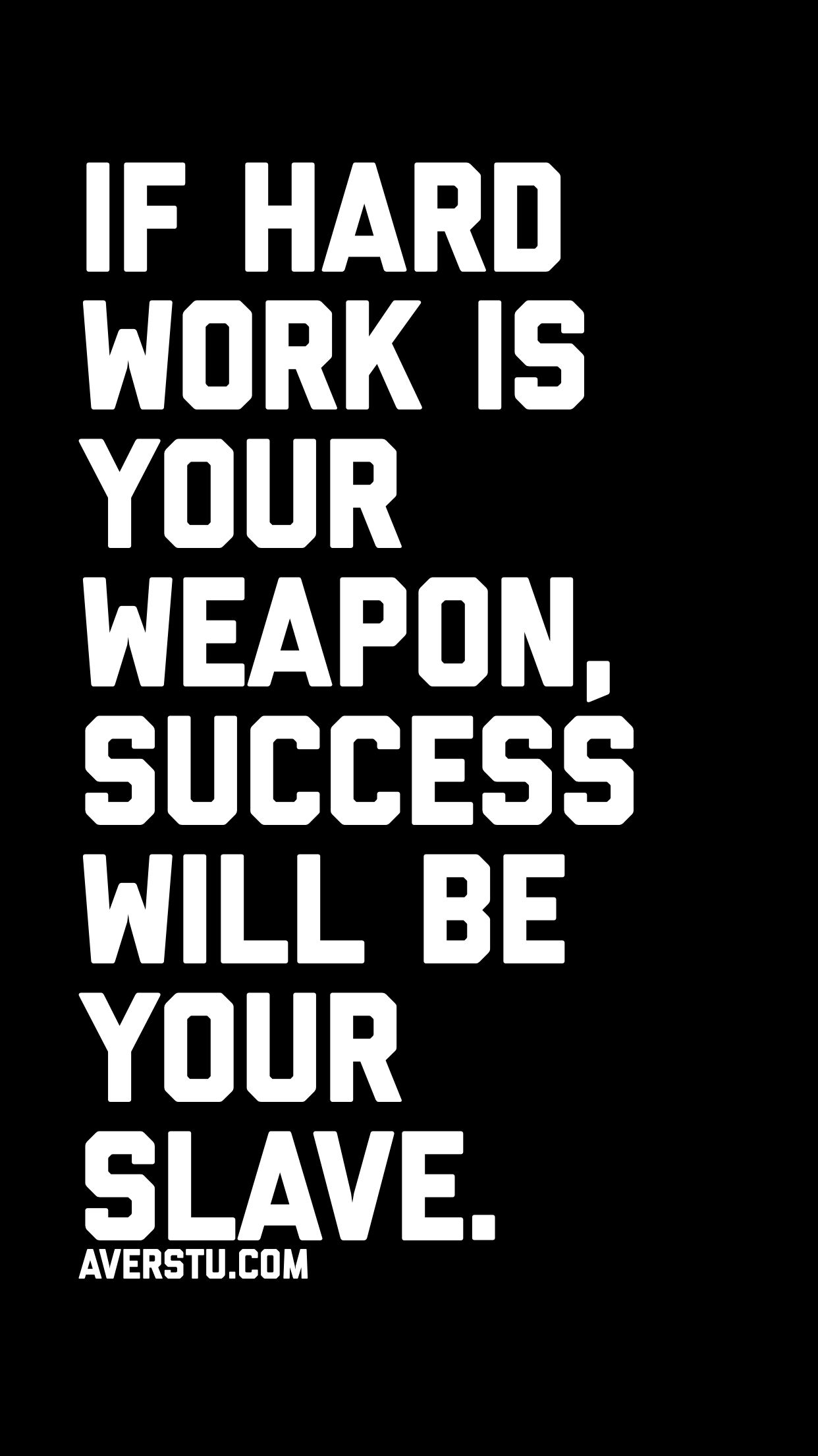 Motivational Quotes For Work Success 1