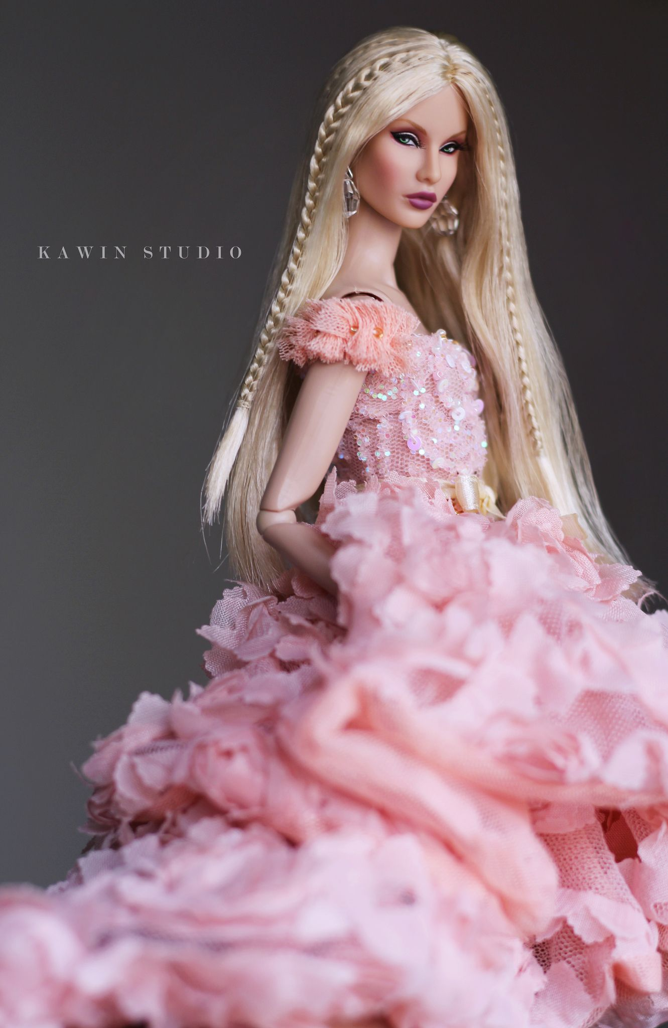 fashion royalty rayna mad love   Barbies   Pinterest   HdR, Royalty ...