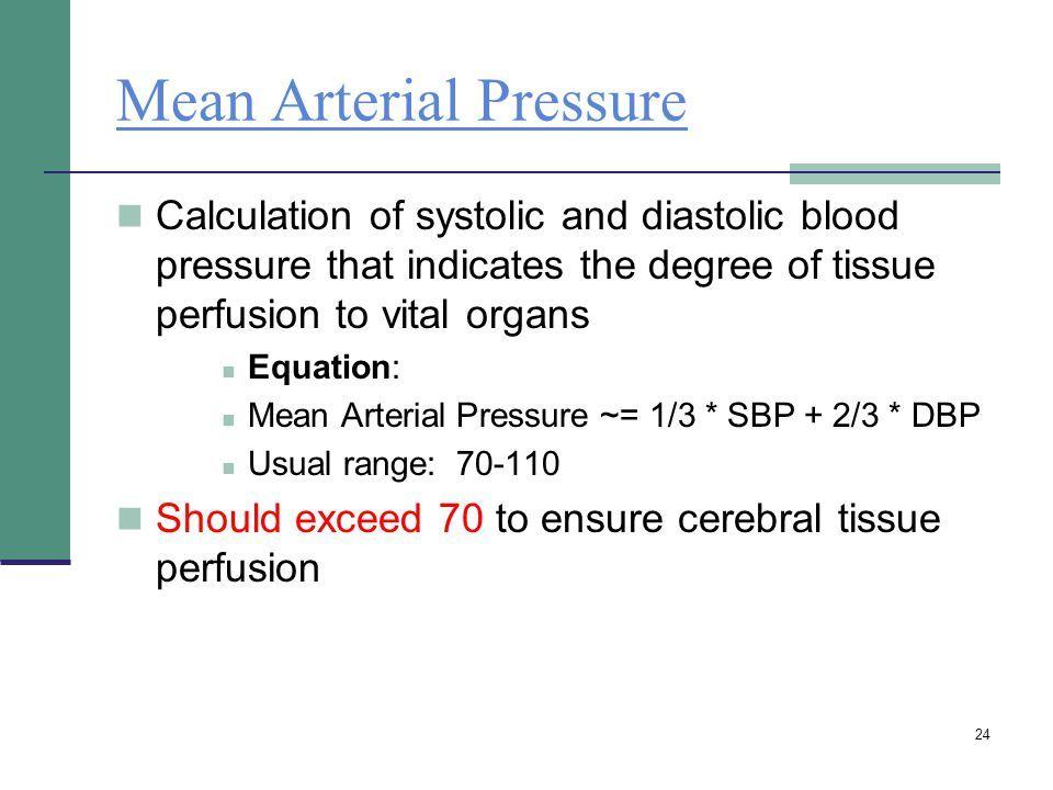 Slide 24 Jpg 960 720 Mean Arterial Pressure Arterial Pressure